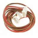 Hotpoint-Ariston câblage sécurité de porte - pompe de vidange J10 lave-linge