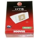 Hoover sac microfibre pure H75 EPA (2,0 L) aspirateur