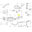 V-Zug Réchauffeur de débit, rapport, 3 kW, ensemble CS lave-vaisselle