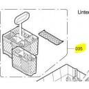 V-Zug panier à couverts complet lave-vaisselle