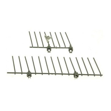 Clayette - Support Assiettes Lave-vaisselle SHARP