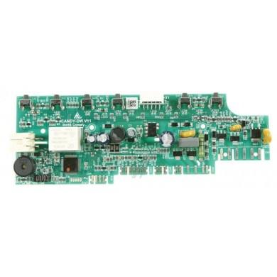 Platine - Module - Carte Électronique Lave-vaisselle Candy